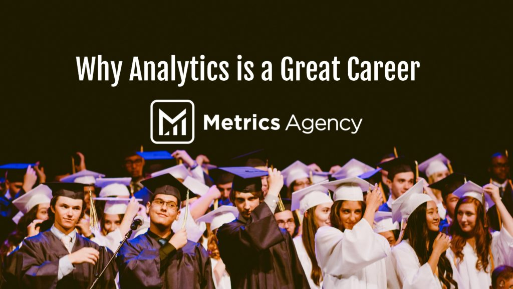 Analytics is a Great Career