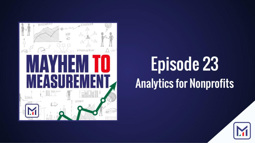 Analytics for Nonprofits