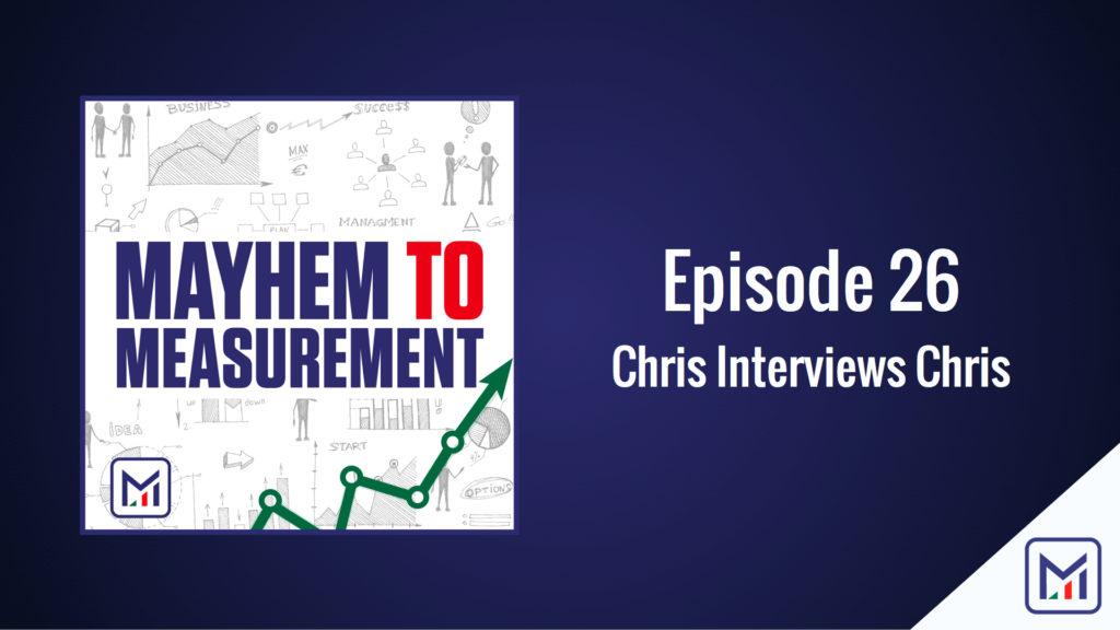 Chris Interviews Chris