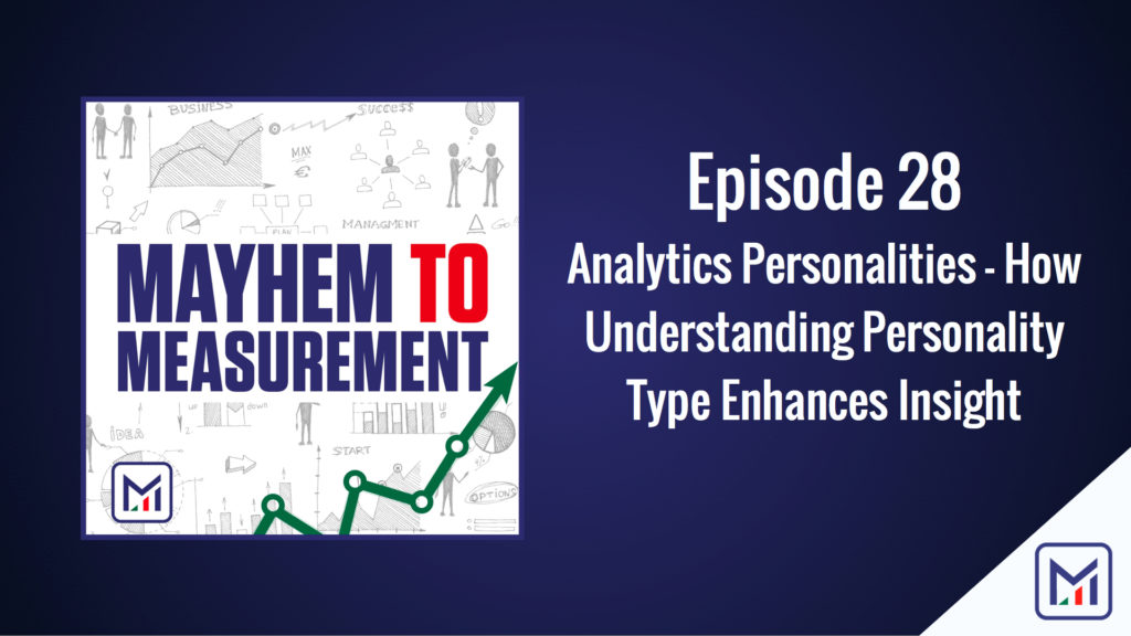 Analytics Personalities